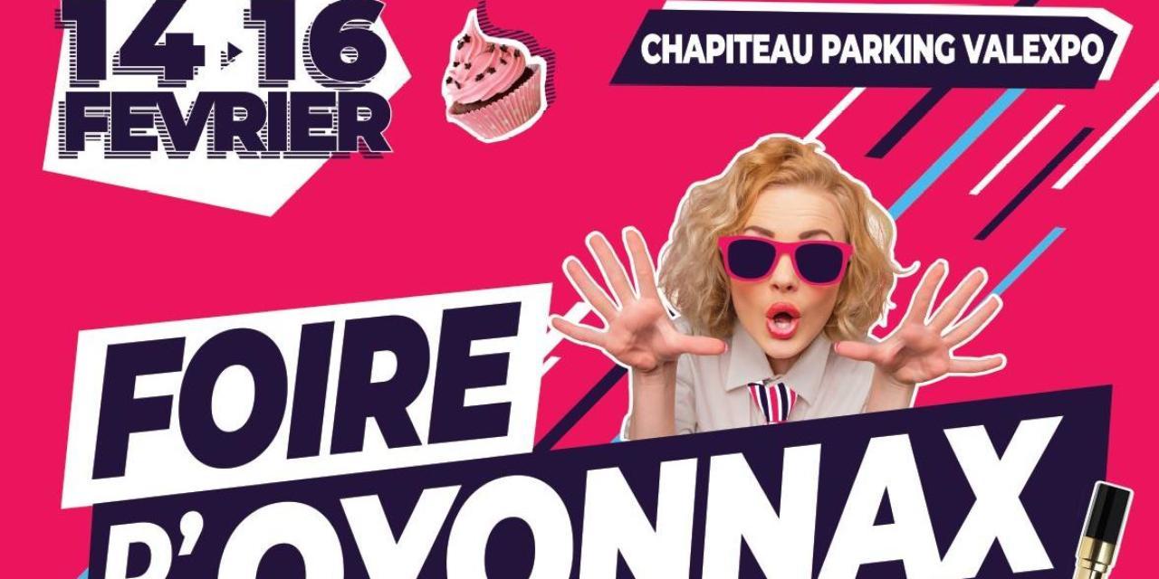 La foire d'Oyonnax : 4ème édition !