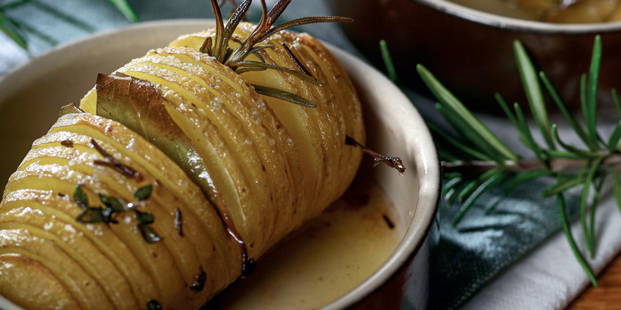 Recettes saines et gourmandes : Pommes de terre suédoises