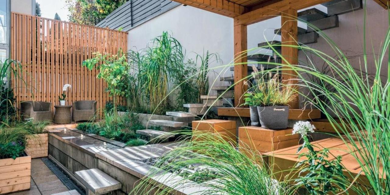 Feng Shui : Aménager l'extérieur et la terrasse