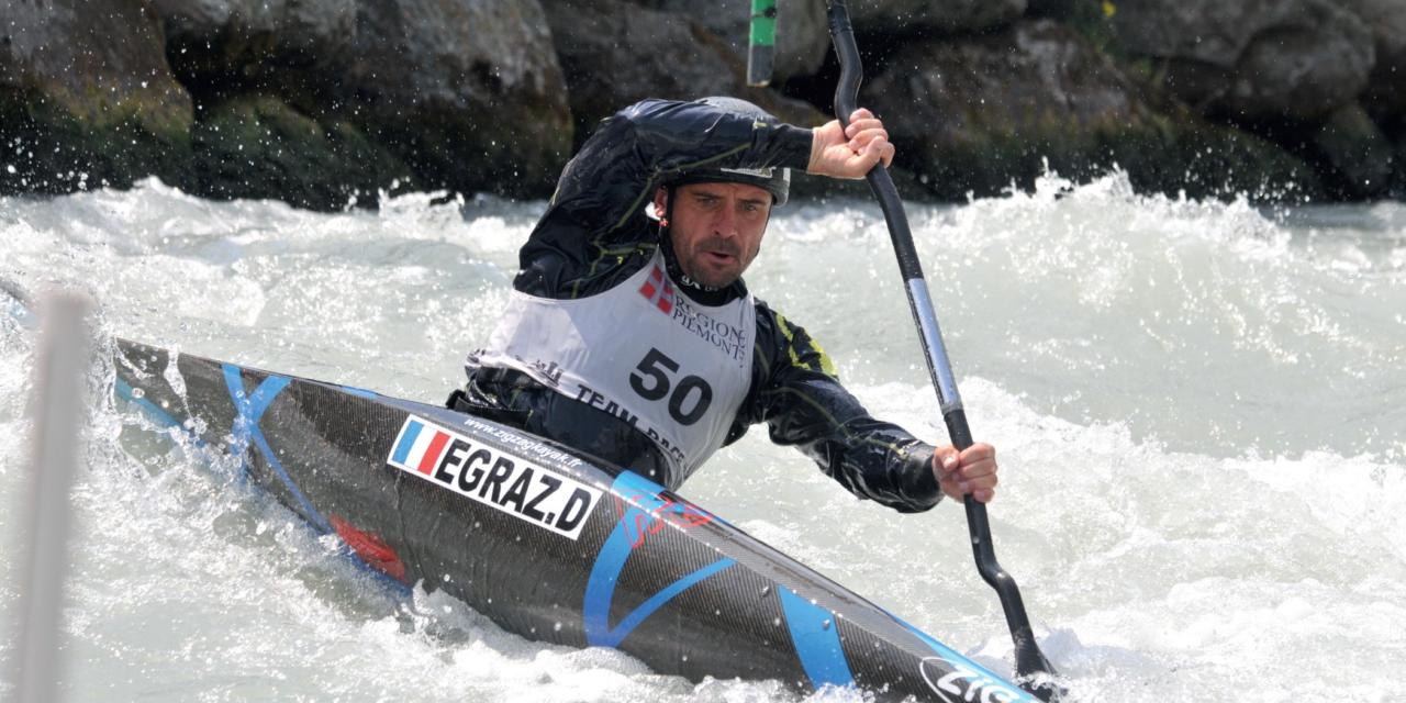 Eaux vives kanoe kayak Oyonnax: La discrète