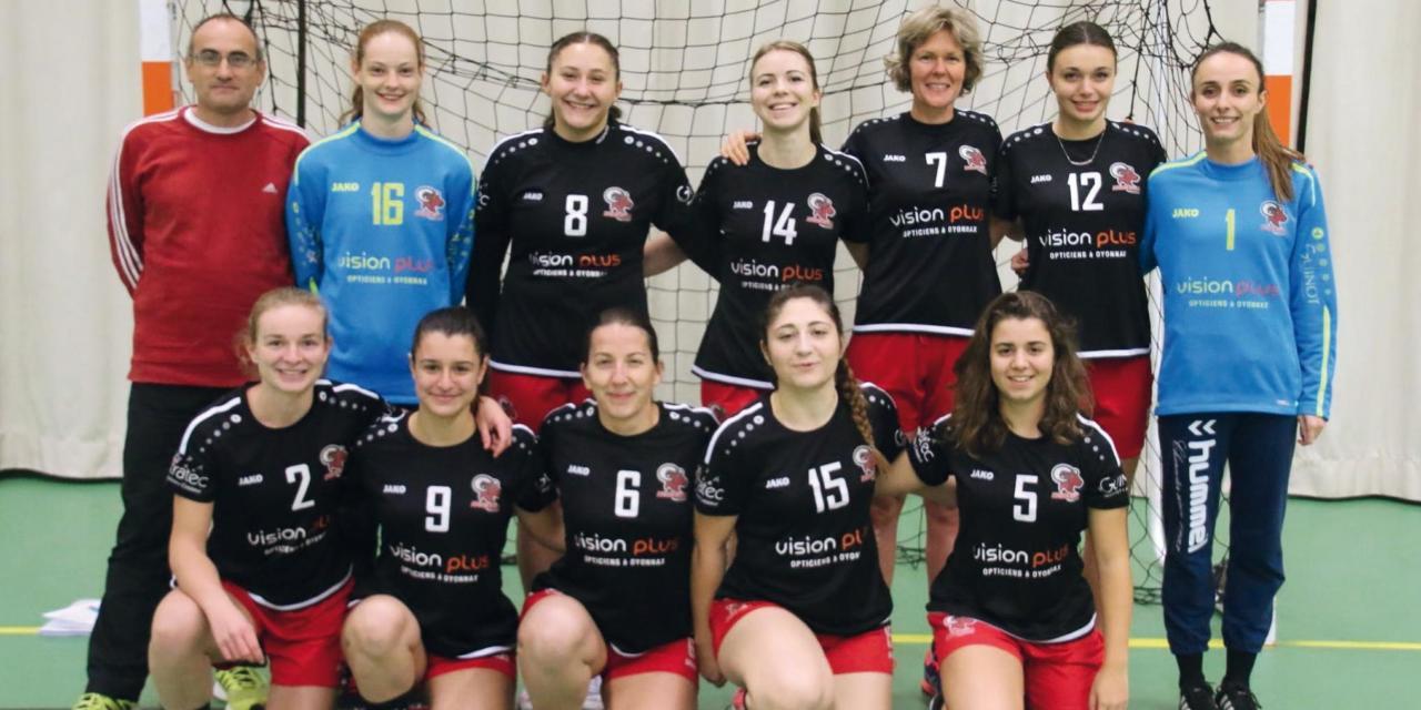 Oyonnax Handball Féminin, le porte-drapeau du club