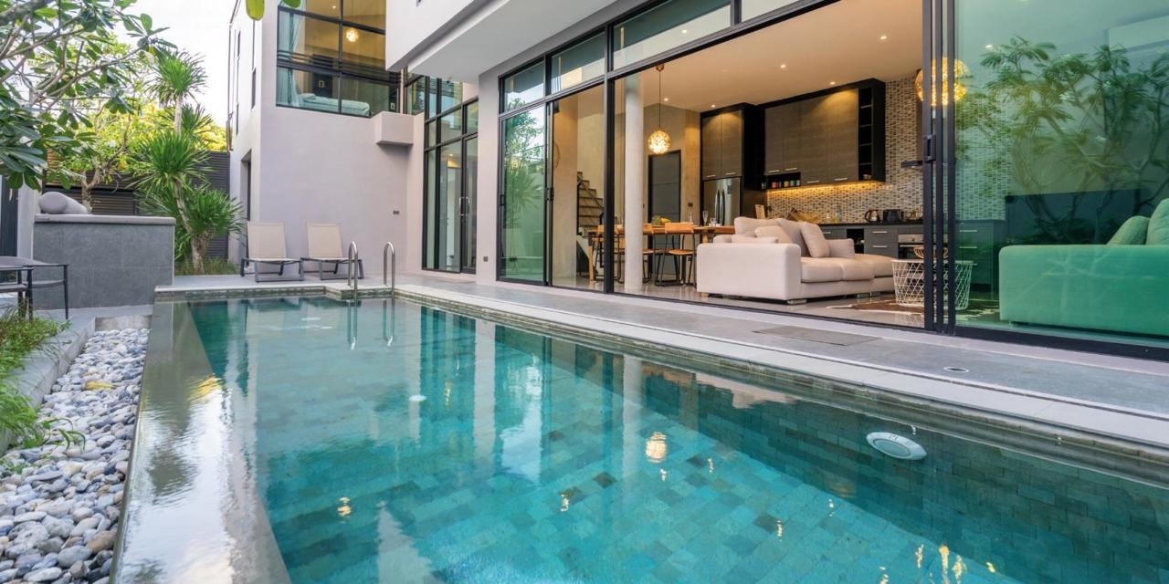 Le couloir de nage : pour les sportifs et les esthètes