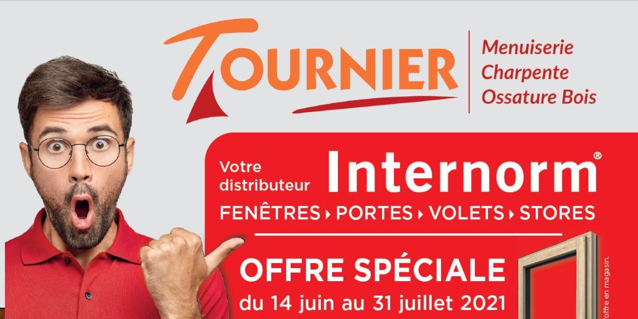 Offre spéciale du 14 juin au 31 juillet 2021 sur la gamme Internorm !