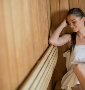 Spécial habitat : Un Sauna chez soi