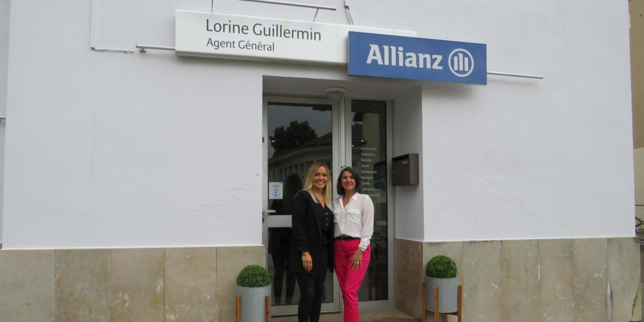 Vent de nouveautés chez Allianz, rue Laplanche !